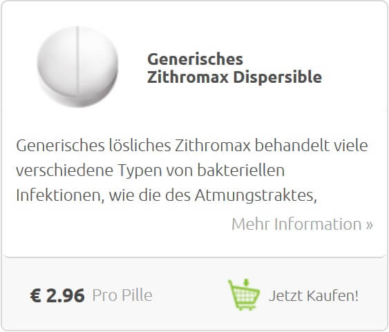 zithromax dispersible